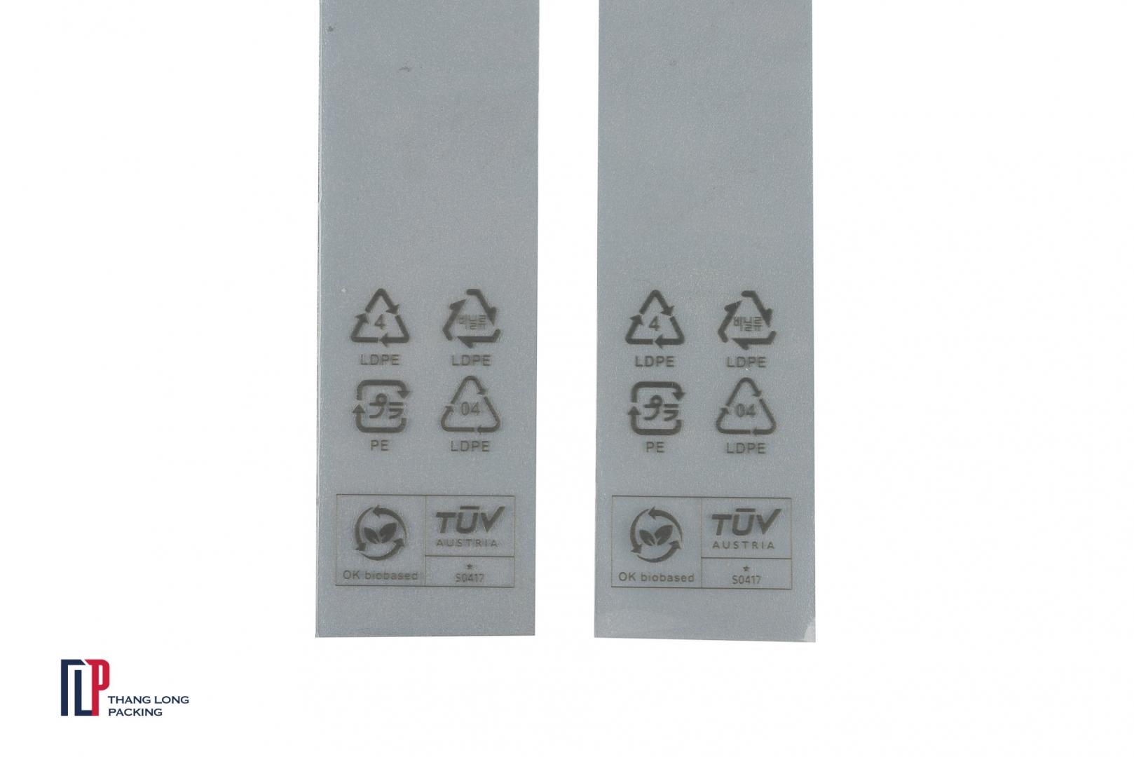 Túi LDPE, HDPE